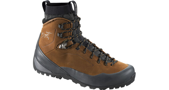 Arc'teryx M's Bora Mid Leather GTX Hiking Boots Cedar/Graphite